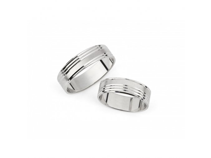 Snubní prsteny PM6330