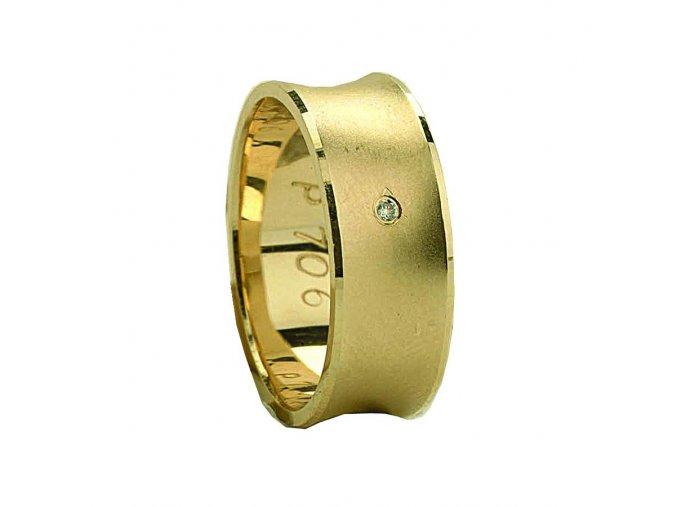 Snubní prsteny PM706