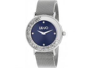 Dámské hodinky LIU JO TLJ1343 Dancing slim s modrým ciferníkem