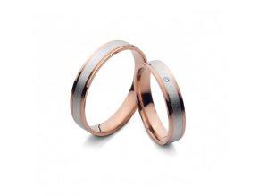 Snubní prsteny PM4026