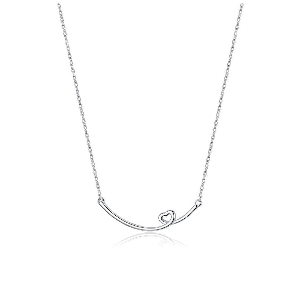 náhrdelník srdce simply