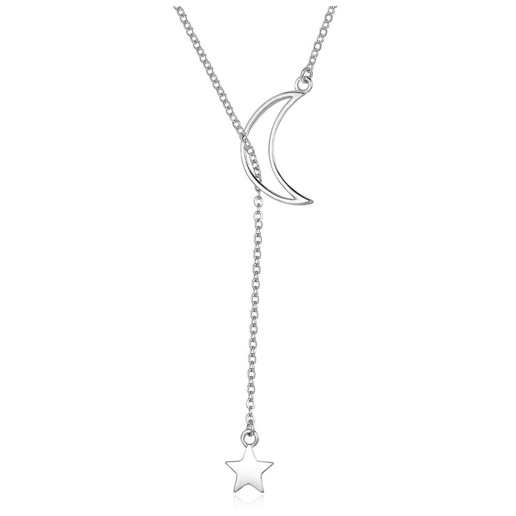 náhrdelník s visící hvězdou