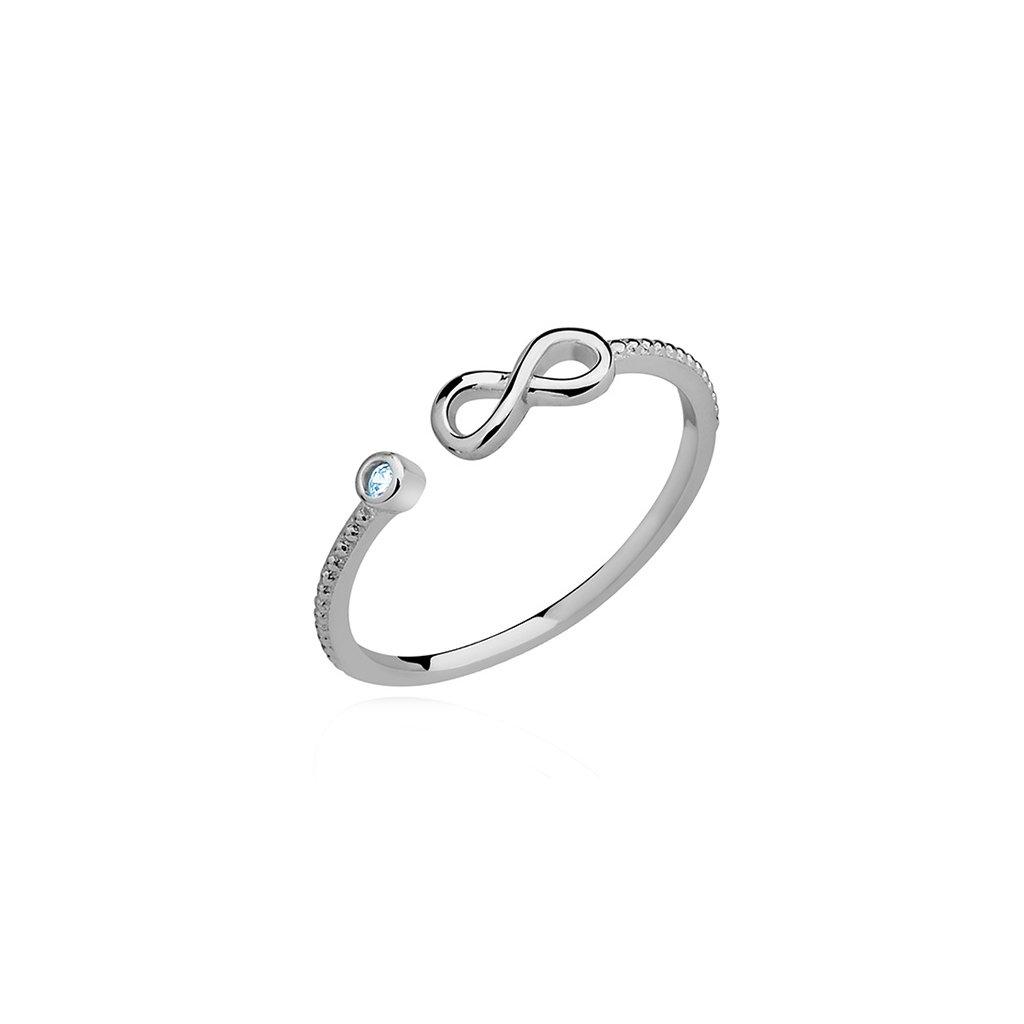 otevřený prsten