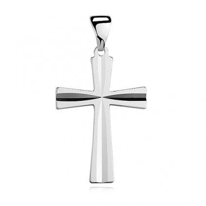Luxusní velký přívěsek křížek
