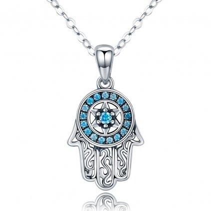 náhrdelník hamsa