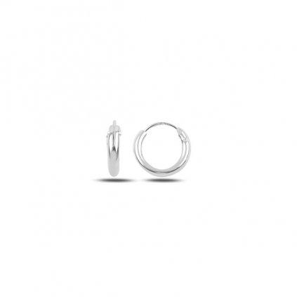 náušnice kroužky 10mm