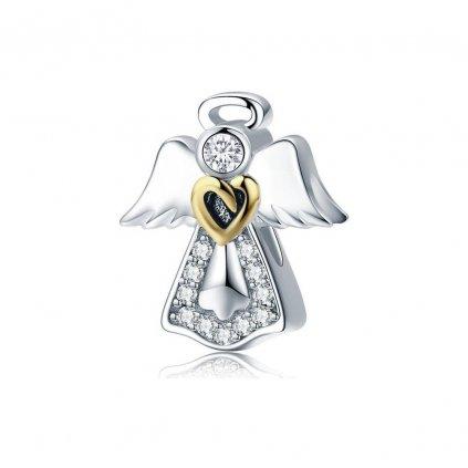 přívěsek anděl strážný