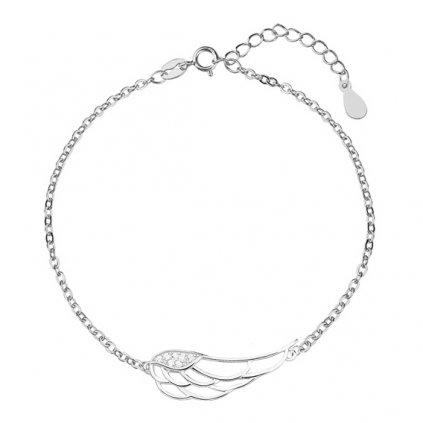 náramek andělské křídlo