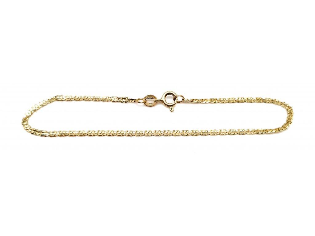 83229 1 elegantni zlaty damsky naramek