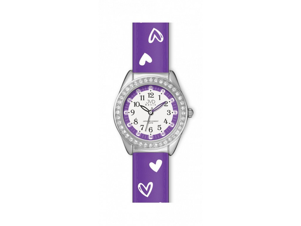 20415 naramkove hodinky jvd basic j7117 3