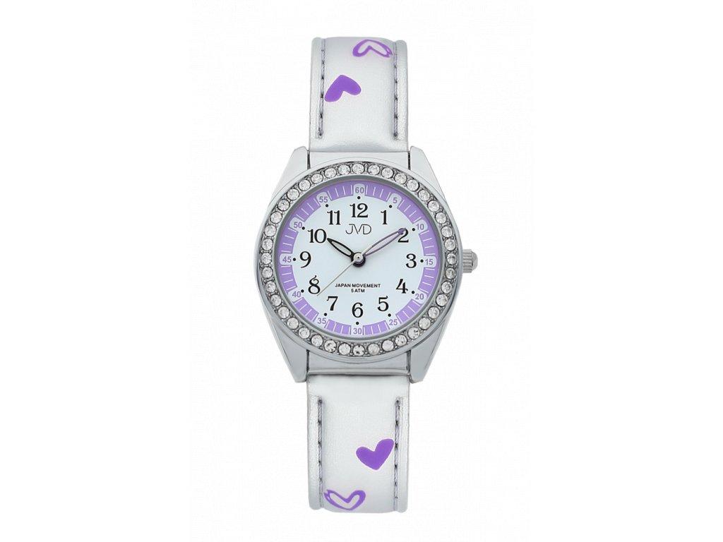 24564 naramkove hodinky jvd basic j7117 6