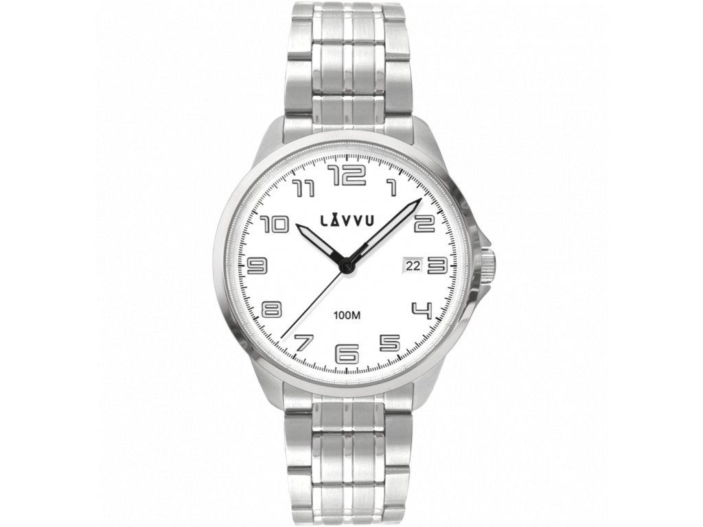 10164 stylove panske hodinky lavvu sorensen white