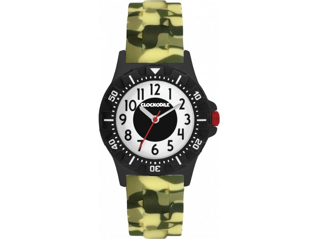 9621 svitici maskacove sportovni chlapecke detske hodinky clockodile sport 3 0