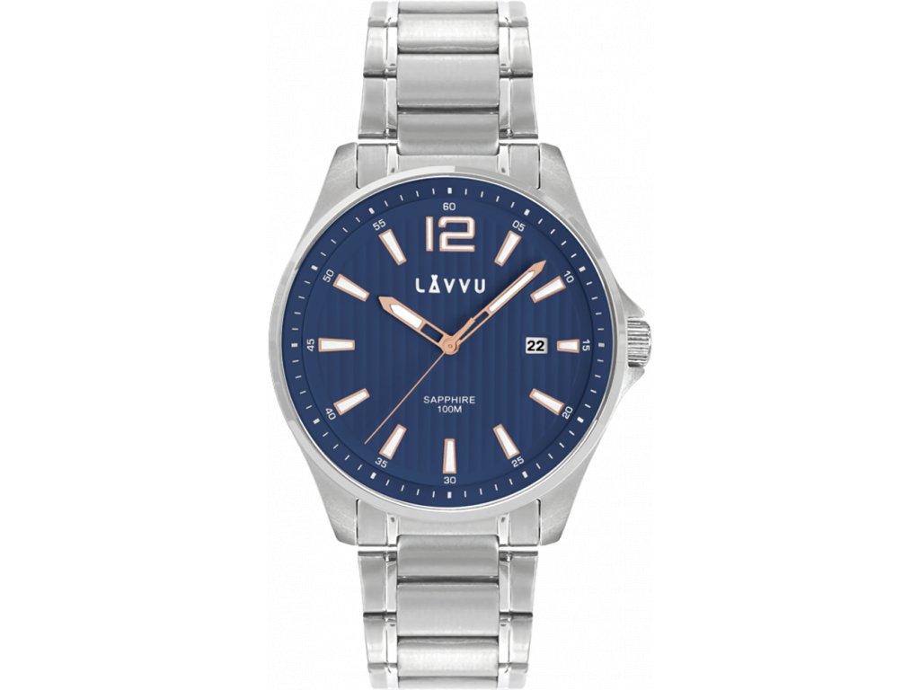 58827 1 panske hodinky se safirovym sklem lavvu nordkapp blue