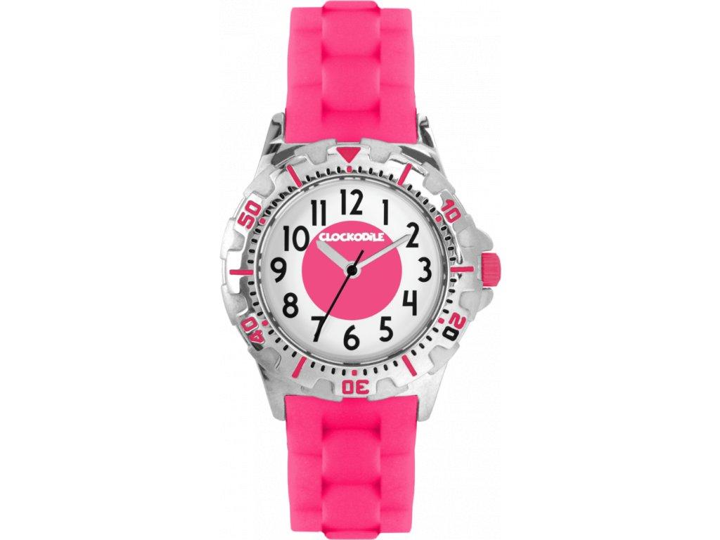 59388 1 svitici ruzove sportovni divci hodinky clockodile sport 3 0