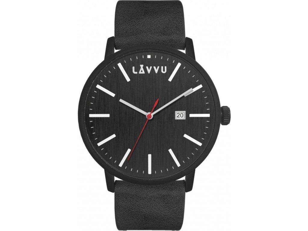 10797 cerne panske hodinky lavvu copenhagen raven black