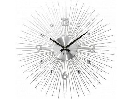1785 stribrne hodiny lavvu crystal lines
