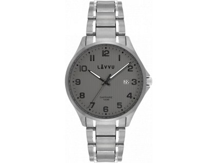 9417 titanove hodinky se safirovym sklem lavvu titanium lillehammer gray