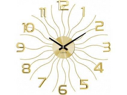 9909 zlate hodiny lavvu sun
