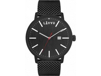 58347 2 cerne panske hodinky lavvu copenhagen mesh