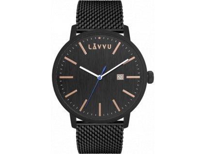 58350 2 cerne panske hodinky lavvu copenhagen mesh