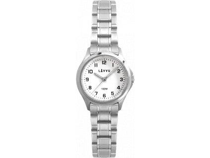 58446 2 damske hodinky lavvu arendal original s vodotesnosti 100m