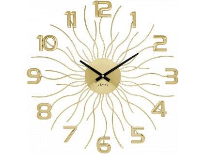 59676 1 zlate hodiny lavvu sun