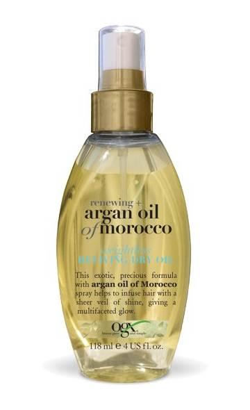 OGX - regenerační olej na vlasy marocký arganový olej