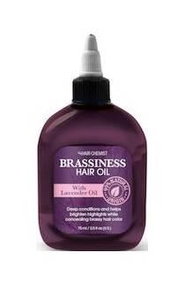 HC BRASSINESS přírodní olej na vlasy - levandulový olej