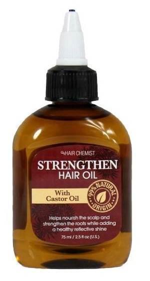 HC STRENGTHEN přírodní olej na vlasy - ricinový olej