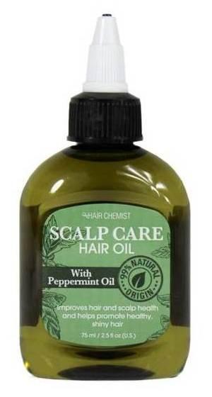 HC SCALP CARE přírodní olej na vlasy - mátový olej
