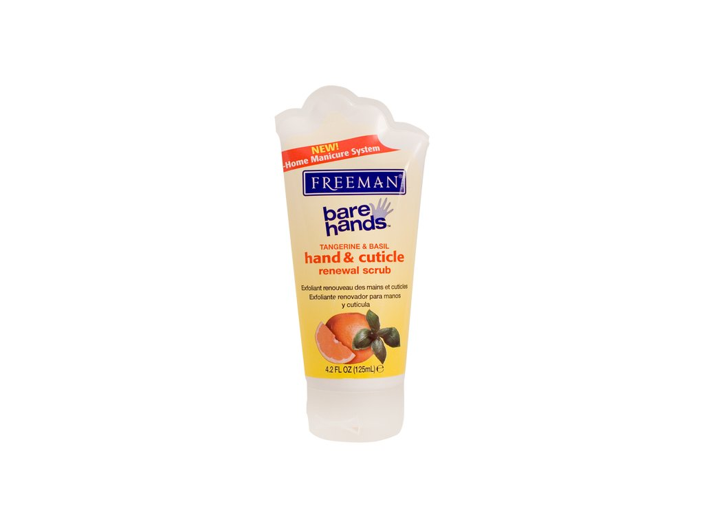 FREEMAN regenerační peeling na ruce - mandarinka & bazalka 125ml