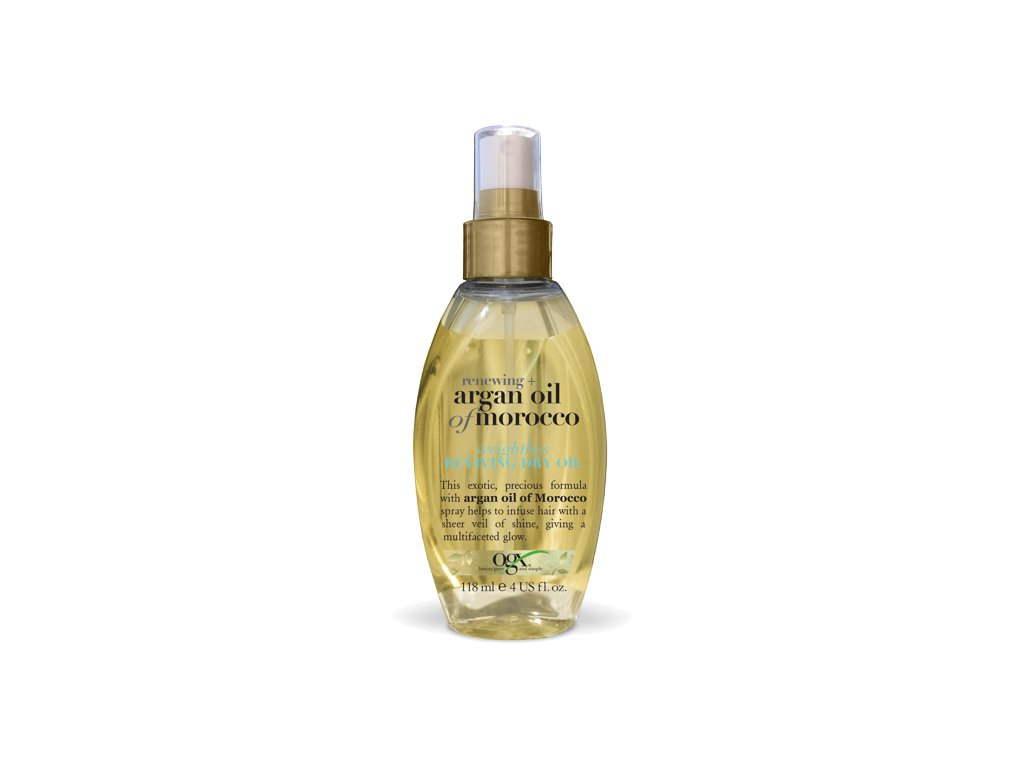 OGX - regenerační olej na vlasy marocký arganový olej 118ml
