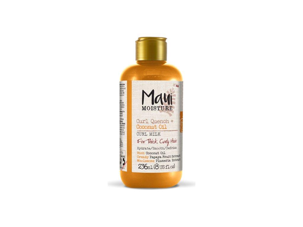 MAUI vlasové mléko pro husté kudrnaté vlasy s kokosovým olejem 236ml
