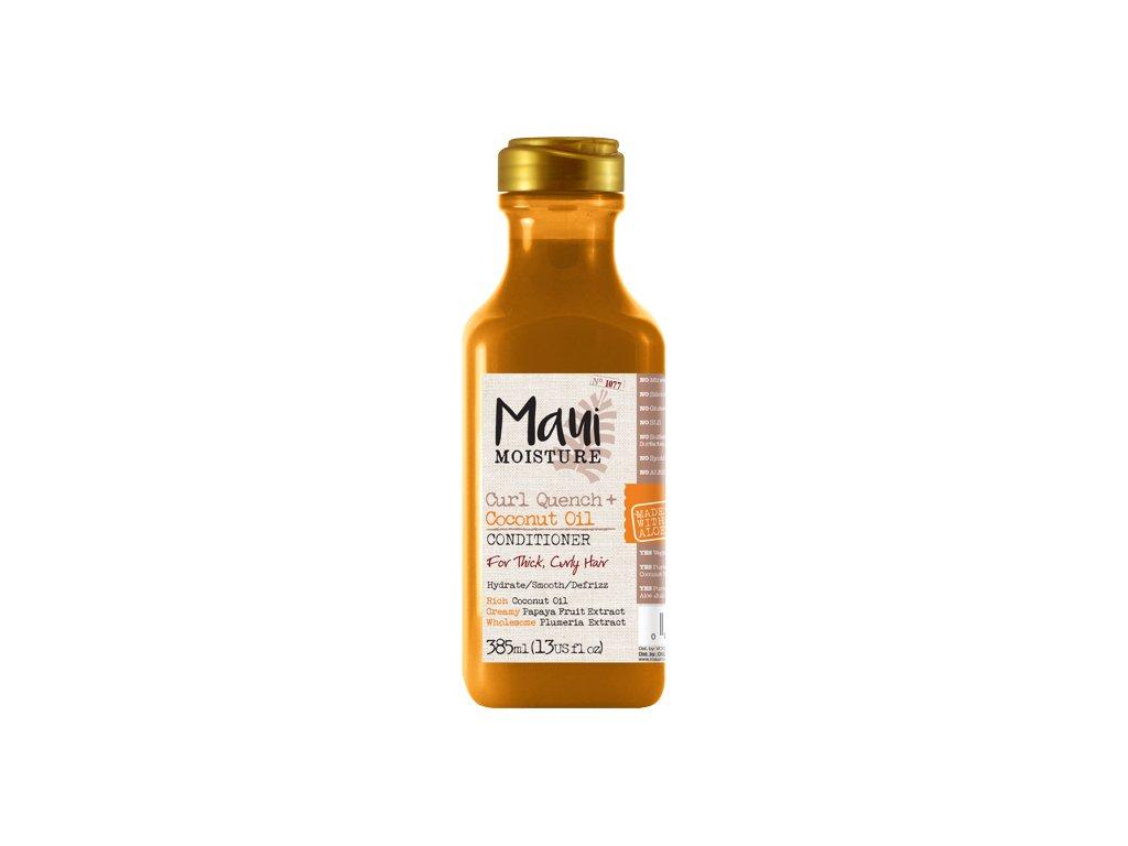 MAUI kondicioner pro husté kudrnaté vlasy s kokosovým olejem 385ml