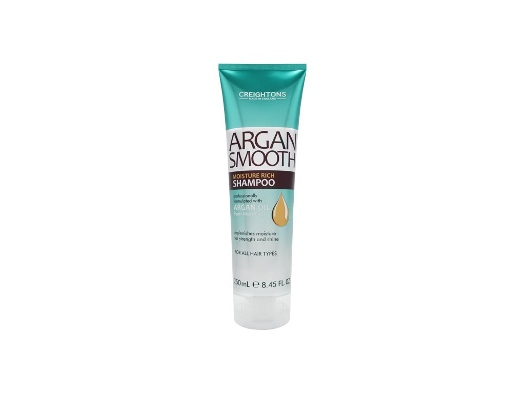 CREIGHTONS Argan Smooth šampon 250ml