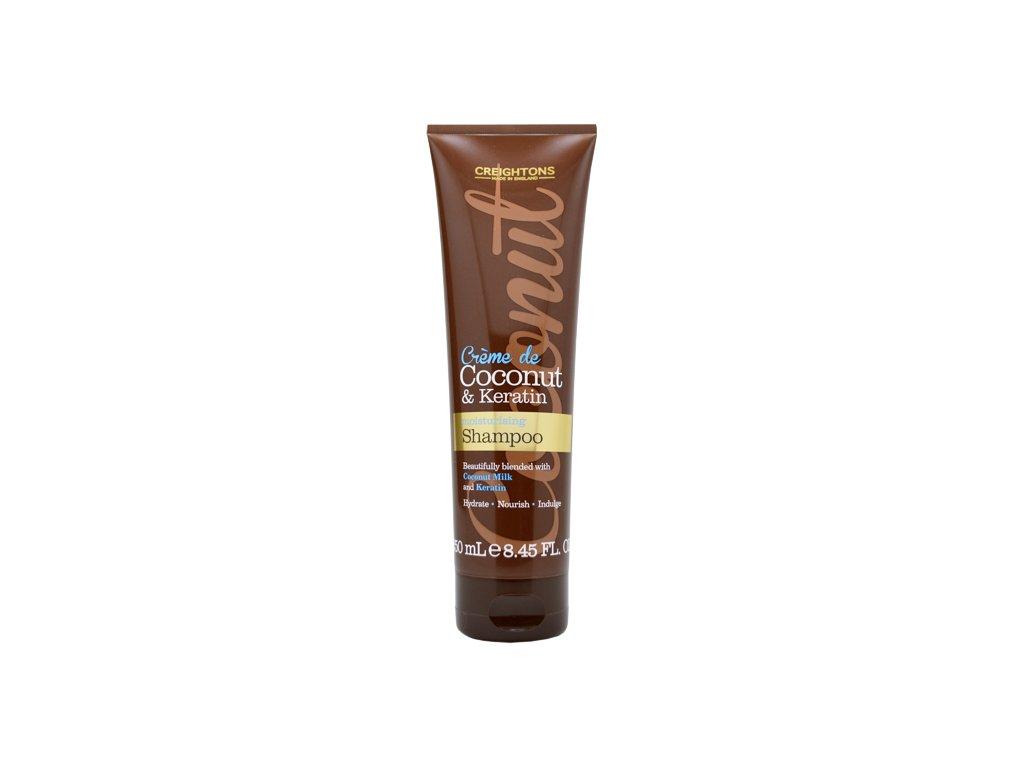 CREIGHTONS Créme de Coconut & Keratin šampon 250ml