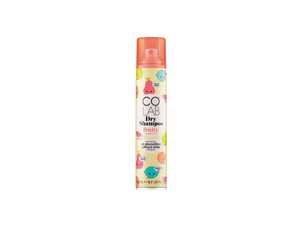 COLAB suchý šampon FRUITY sprej 200ml