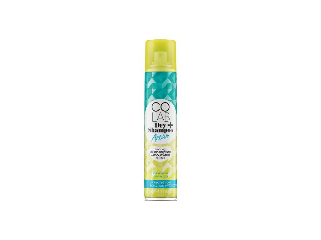 COLAB suchý šampon ACTIVE sprej 200ml