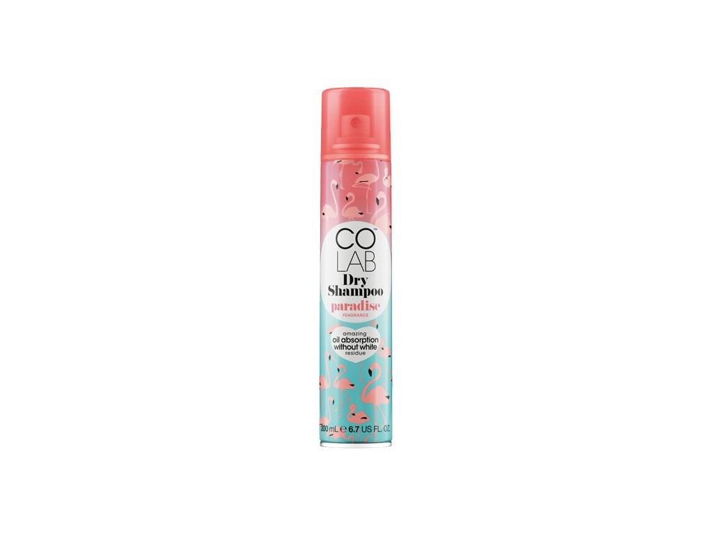 COLAB suchý šampon PARADISE sprej 200ml