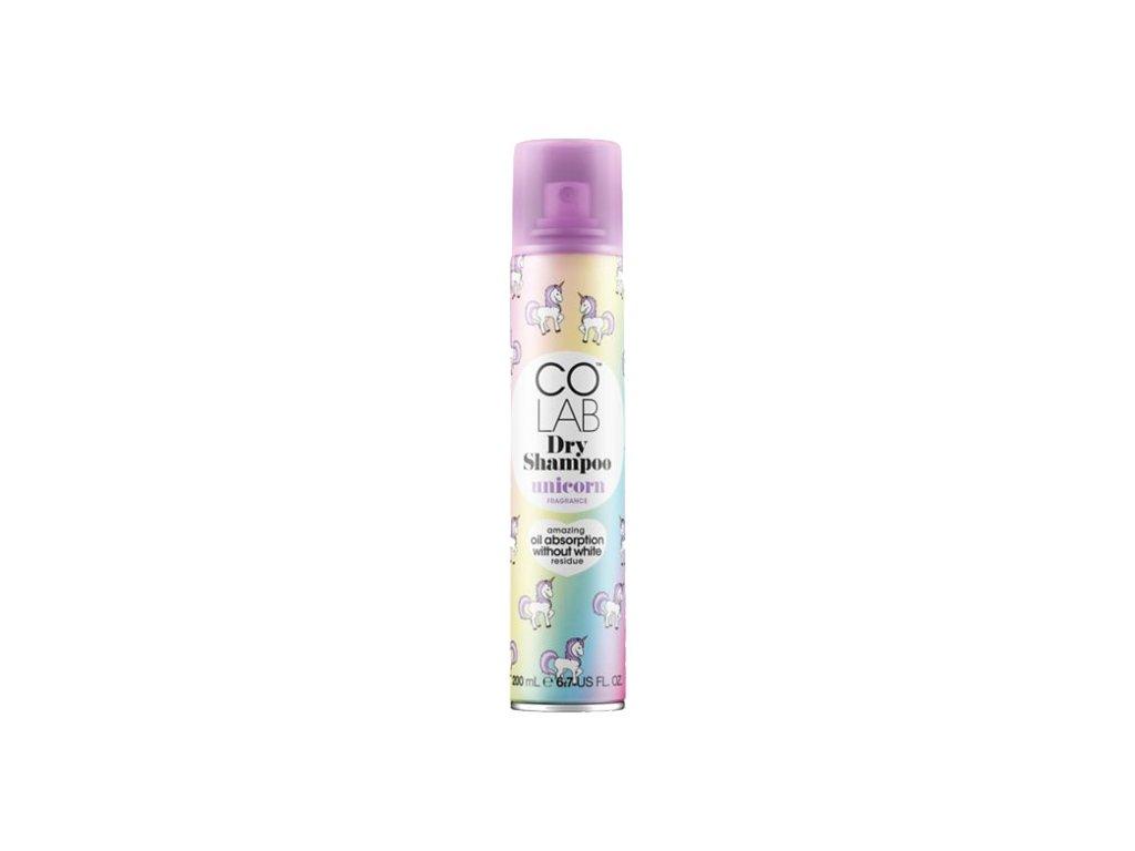 COLAB suchý šampon UNICORN sprej 200ml