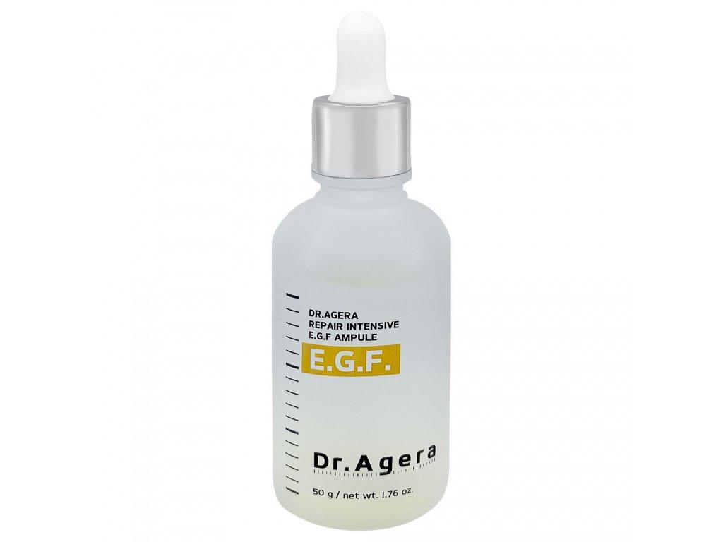 DR.AGERA obnovující intenzivní pleťové sérum E.G.F. ampule 50g