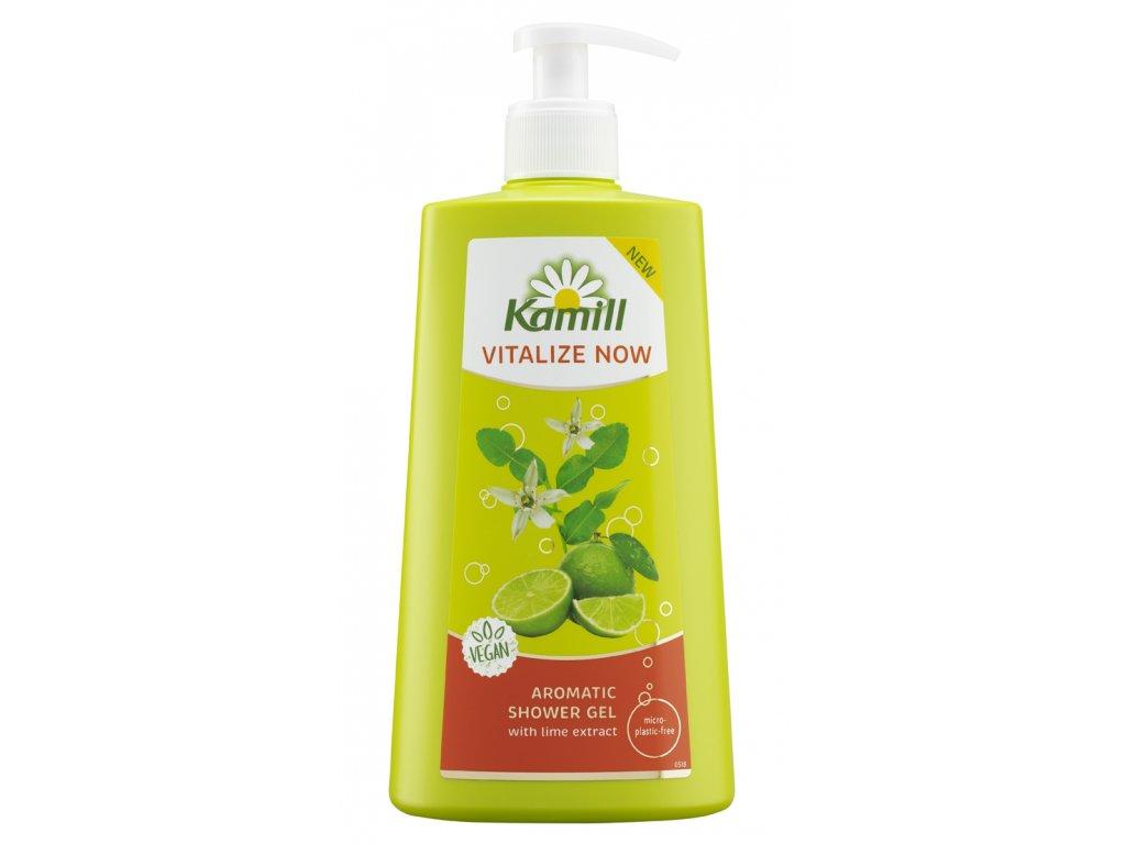 Kamill Aromatic Shower Gel VITALIZE NOW 500 ml 72dpi