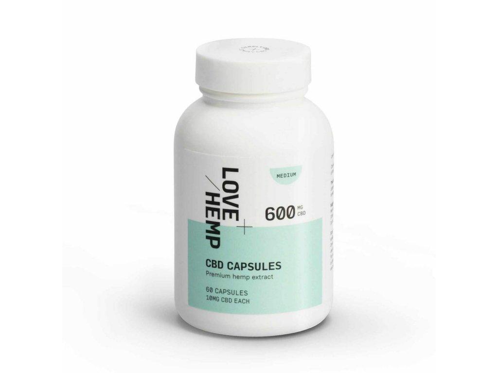 LH CBD capsules600 60ks