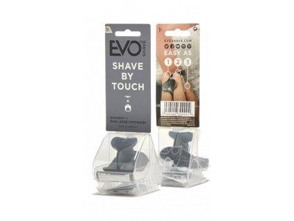 EvoShave - holící systém Jet Grey