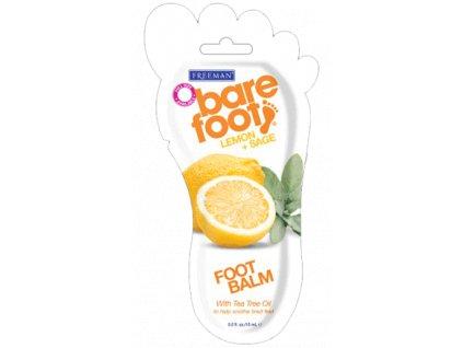 FREEMAN revitalizační balzám na nohy - citron / šalvěj 15ml