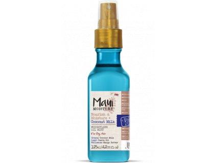 MAUI vyživující olej pro suché vlasy s kokosovým mlékem 125ml