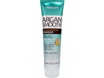 CREIGHTONS Argan Smooth Deep Conditioning maska 125ml
