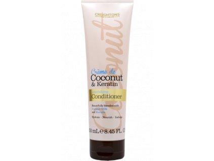 CREIGHTONS Créme de Coconut & Keratin kondicionér 250ml