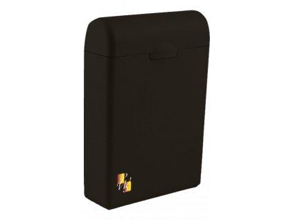 TAMPONBOX - pouzdro na tampony hnědý